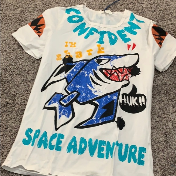 Other - Baby Shark Looking T Shirt Fits Like Large